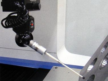 CNC3次元測定機 測定部