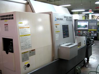オークマ LB4000 EX